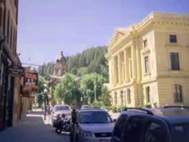 Another downtown Deadwood