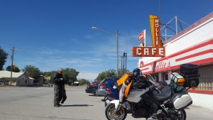 Motorcycle Ride to Durango