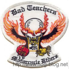 Bad Teachers Logo