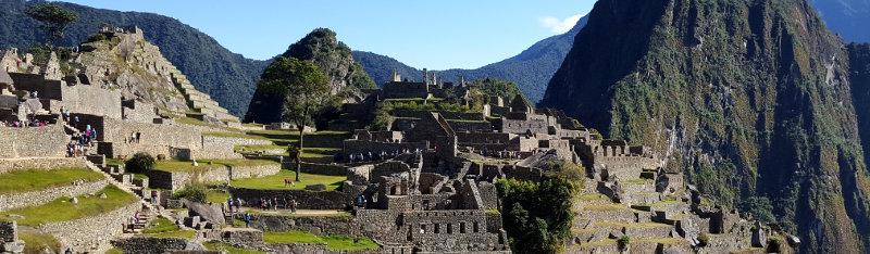 2016 Peru: Touring Machu Picchu