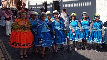 Exploring Historic Arequipa